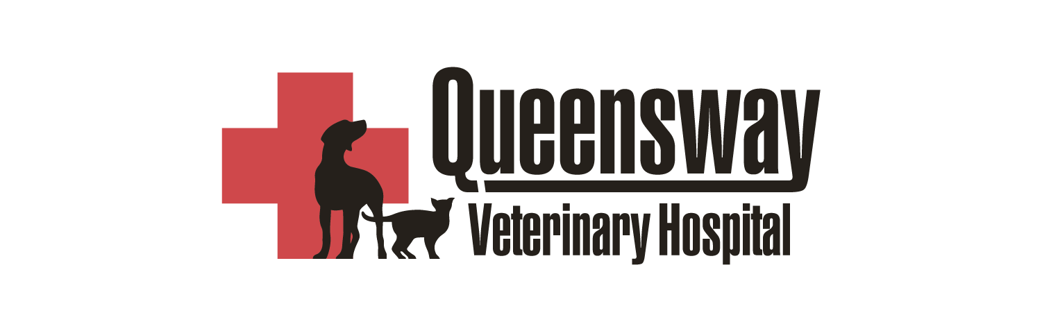 Queensway Veterinary Hospital Logo