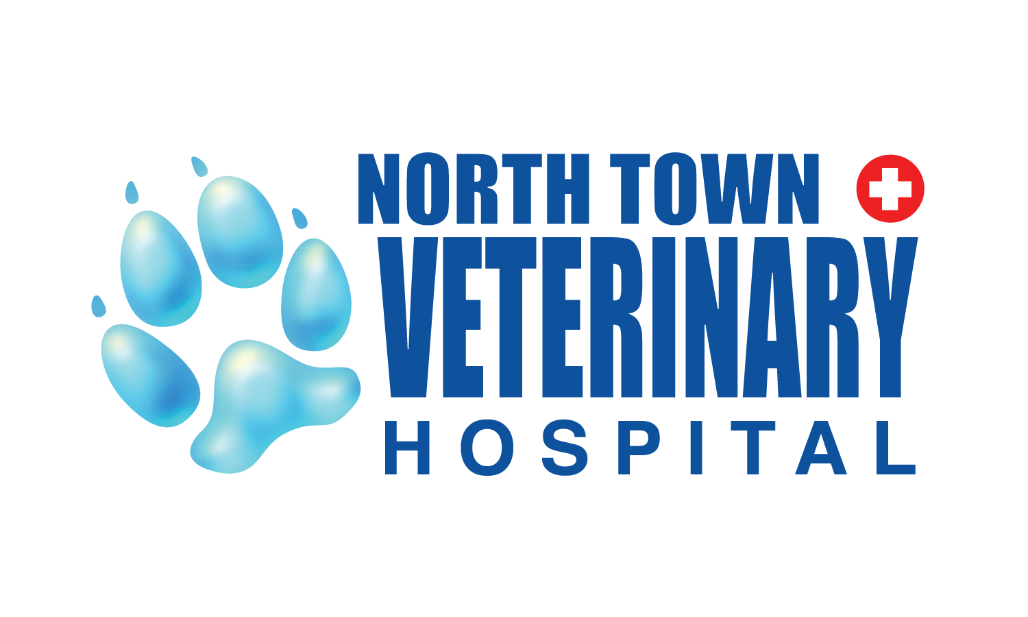 North Town Veterinary Hospital Logo