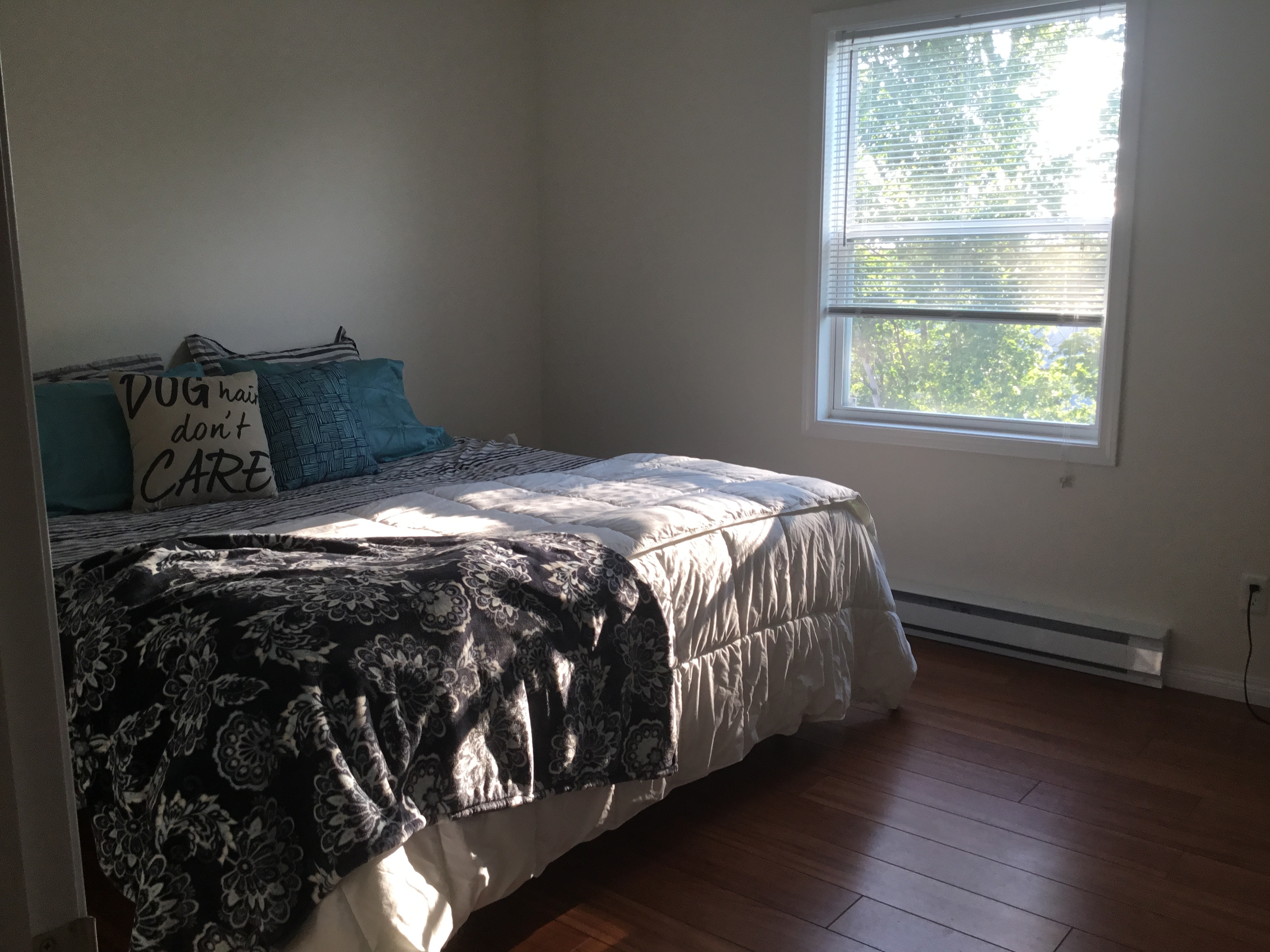 Free Boarding - New Brunswick - Bedroom